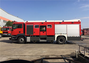 China Fire Engine Vehicle With Rail System Performance Road-rail Convertible Vehicle fabriek